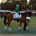11/11福島2R:レーヌジャルダンは14着に大敗